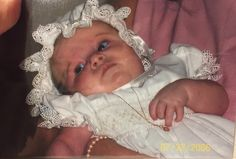 Vestido bautizo Stephanie