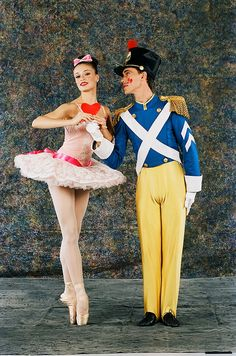 The Steadfast Tin Soldier by Miami City Ballet, via Flickr  comique **+