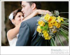 Spring wedding: Poissy, France. Justine + Kevin | frenchgreyphotography.com