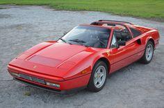 1987 Ferrari Convertible for sale Ferrari 328, Ferrari Racing, Ferrari For Sale, Car Man Cave, Car Racer, Rear Wheel Drive, Toy Trucks, Amazing Cars, Cars And Motorcycles