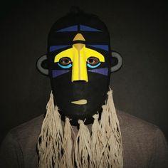 SBTRKT's Masks by A Hidden Place