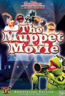 Movie #6 - The Muppet Movie - 2.5/5 stars - #netflixstreaming