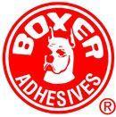 "Boxer Adhesives Vinyl Repair Kits, ""Since 1950""; For bonding & mending vinyl plastics, even UNDER WATER.      Formulated to precise standards      Repairs soft and rigid vinyl plastic"