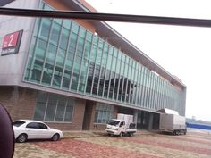 F1 media center@Yeongam F1 track