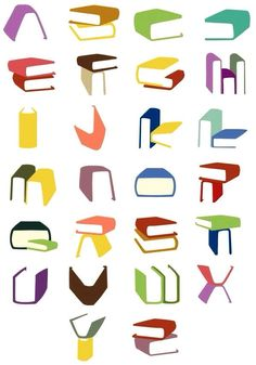 BookWorm Alphabet ... Do ya see it? Lol. A-Ny.