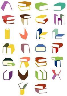 BookWorm Alphabet ... Do ya see it? Lol. A-Ny.