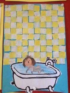 Schmidt, School, Annie, Den, Kids Rugs, Water, Gripe Water, Kid Friendly Rugs, Nursery Rugs