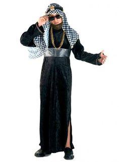 Araber Scheich Arabischer Prinz Kinder Fasching