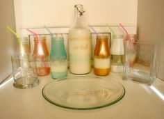 DIY home crafts DIY Lets Party Style With Martha Stewart Glass Paints DIY home crafts