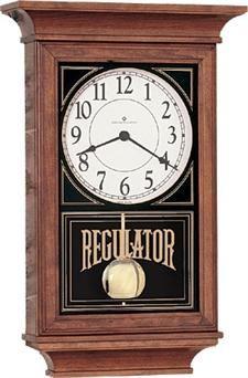 Bradford Clocks Regulator Wall Clock.  Made in the USA.