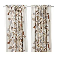 KEA STOCKHOLM BLAD Pair of curtains $59.99