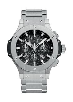 Aero Bang Steel Bracelet 44mm Chronograph watch from Hublot