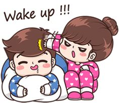 Meri jaán meri zindagi Muuuuuah good morning mana I love you.- Meri jaán meri zindagi Muuuuuah good morning mana I love you bebe wake up hurr… Meri jaán meri zindagi Muuuuuah good morning mana I love you bebe wake up hurry up hurry up…❤❤🥛🥛🍰🍰 - Cute Love Stories, Cute Cartoon Characters, Cute Love Pictures, Cute Cartoon Pictures, Cute Love Gif, Cute Chibi Couple, Love Cartoon Couple, Cute Couple Art, Anime Love Couple
