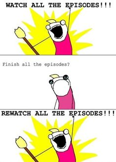 Totally did this with SPN