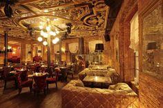 Manon Restaurant, Moscow