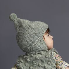 Everyday Pointy Peak Hat Graphite or Zephyr – MamaOwl