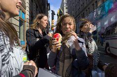 # 10 RICHARD BRAM, New York Street Photographer via Leica Liker