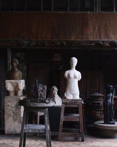 Musee Bourdelle by Stephanie Stamatis
