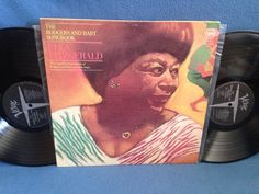 RARE Vintage Ella Fitzgerald  The Rodgers And by sweetleafvinyl