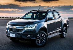 Canadauence TV: Nova Chevrolet S10 é revelada por completo