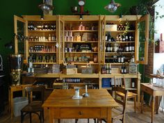 Pakolat Kaffee in Berlin by evedenori, via Flickr
