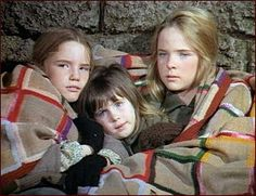 Laura, Carrie and Mary