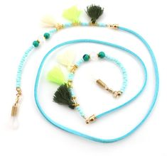 Women Glasses Chains Lanyards Bohimian Linen Eyeglasses Eyewears Sunglasses Eye Glasses Chain Cord Holder Neck Strap Rope