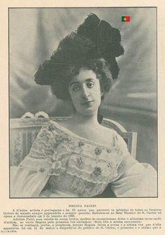 MARCELO T DE ALVEAR - REGINA PACINI Vintage Photos Women, Opera Singers, Classical Music, Mayo, Divas, Women, Opera Singer, Singers, Vintage Girls
