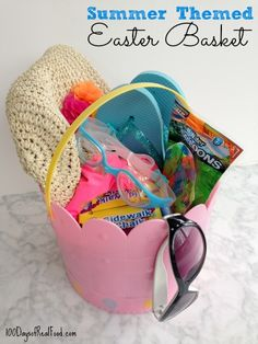 Video: Candy-Free Easter Ideas (that are still fun!) - 100 Days of Real Food
