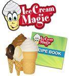 The Ice Cream Magic is Fun and Convenient!