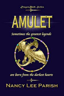 Toot's Book Reviews: Review: Amulet (DragonBlade #1) by Nancy Lee Parish
