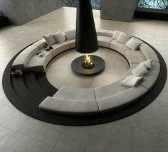 #fireplace #lounge