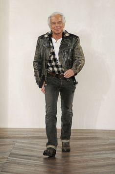 Ralph Lauren Style Evolution: Denim, Leather And Tuxedos Through The Decades (PHOTOS)