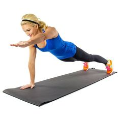 Push Up with Hand Raise ALL brooke griffin skinny mom featured image