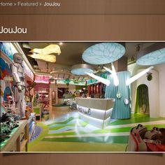 JouJou toy shop in the Grand America Hotel in Salt Lake City, Utah.