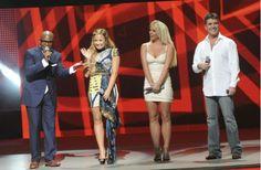 Duetos dos finalistas de The X Factor USA são definidos, saiba