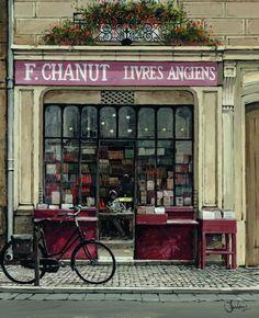 F Chanut - Paris