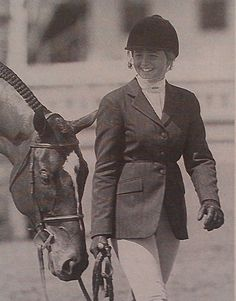 Erin Stewart, in her first season in the junior hunters, swept the division with HITS Ocala Circuit Championships on Absolutely True (shown) and Who's on First in 1997