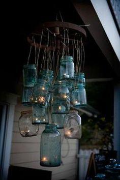 accumulation de luminaire