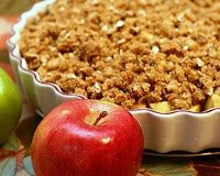 "Your Source for Delicious ""Yeast-Free"" Recipes: Apple Crisp: Yeast-free Recipe"