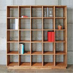 MASHstudios LAXseries 5x5 Bookcase