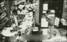 This robber.