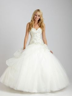 Ball Gown Wedding Dress  #wedding #dress