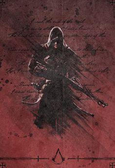 Assassin's Creed: Rogue (Version 2) by Noble--6.deviantart.com on @DeviantArt