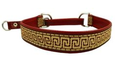 Leather Martingale Dog Collar Choker 1 Wide Fits 1720 Neck Miniature Bull Terrier -- Learn more by visiting the image link.Note:It is affiliate link to Amazon. #culturegram