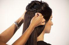 przedłużanie włosów clip in