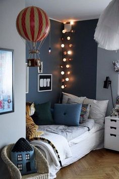 Cool Baby Room Decor Ideas for Boys - Kinderzimmer Cool Bedrooms For Boys, Cool Kids Rooms, Boys Bedroom Decor, Awesome Bedrooms, Baby Room Decor, Bedroom Ideas, 4 Year Old Boy Bedroom, Bedroom Furniture, Master Bedroom
