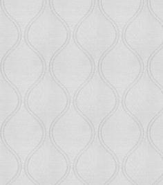 Eaton Square Print Fabric-Envelope/Ivory Sparkle