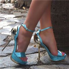 Fashion Sexy High Heels Prom Shoes from ericdress.com on discounted prices buy using promo Codes or voucher codes or coupon codes.