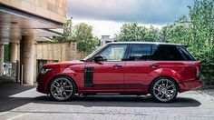 The stunning RS Range Rover Vogue by Project Kahn.